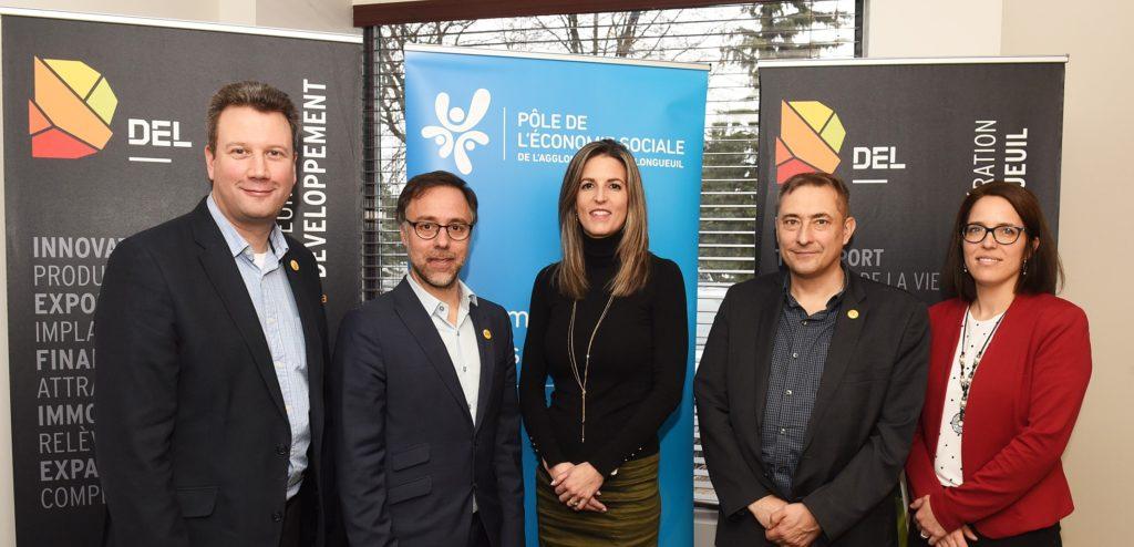 Programme Jeunes entreprises collectives Longueuil